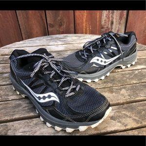 Saucony TR11 Outdoor Running Shoes Sneakers